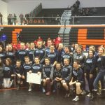 Franklin County Wrestling Clinches the Conference Championship