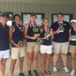 Franklin County High School Girls Varsity Golf beat Richmond Senior High School 339-364