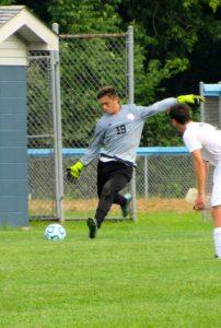 Boys Varsity Soccer Game vs Batesville ( Saturday, August 20, 2016 )