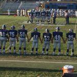 Franklin County High School Junior Varsity Football beat New Castle High School 28-0