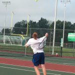 Franklin County High School Boys Varsity Tennis finishes 2nd place