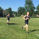 Franklin County High School Boys Varsity Cross Country finishes 2nd place