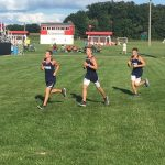 Franklin County High School Boys Varsity Cross Country falls to East Central High School 15-50