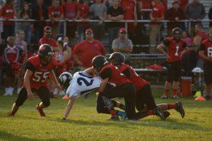 9-2-16 Varsity Football