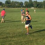 Franklin County High School Boys Varsity Cross Country finishes 3rd place