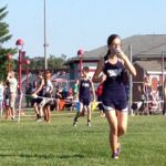 Franklin County High School Girls Varsity Cross Country finishes 4th place