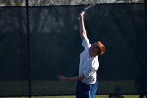 Tennis at South Dearborn