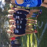 Franklin County High School Girls Varsity Cross Country finishes 8th place