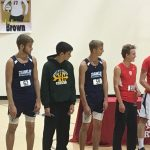 Franklin County High School Boys Varsity Cross Country finishes 7th place