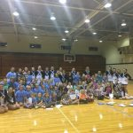 FCHS Cheerleaders Host Clinic