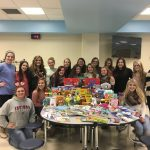 Cheerleaders Donate to Children's Hospital Instead of Exchanging Gifts