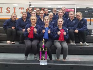 Dance Catz Competition at Lawrenceburg (2-12-17)