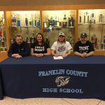 Stone Laughlin signs at Trine!!!