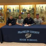 Tyler Selm signs with UINDY!