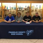 Johnathan Hagerty signs with Lakeland University!