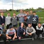 Franklin County High School Boys Varsity Track finishes 1st place