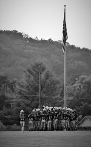 Franklin County Football Vs. Lawrenceburg