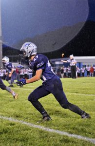 Franklin County Football vs. Rushville