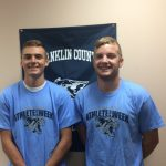 Athletes of the Week: Dylan Little and Braydon Ertel