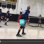 Video Highlights: Volleyball vs. Milan