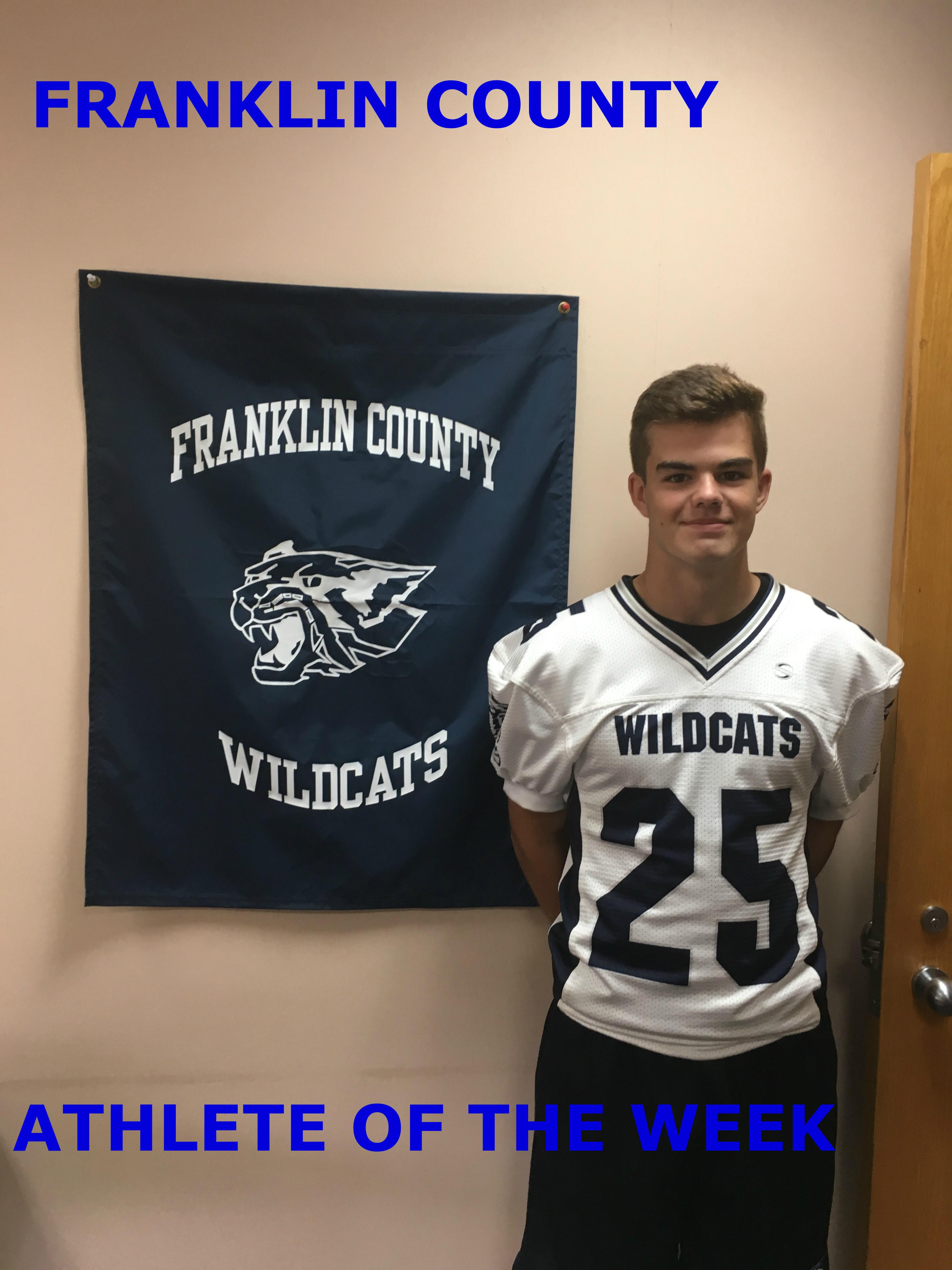 Athlete of the Week – Clayton Spurlock
