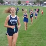 Girls Varsity Cross Country finishes 5th place at Greensburg High School – invite