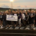 Franklin County Athletic Boosters Disburses $20,000 to FCHS Athletic Teams