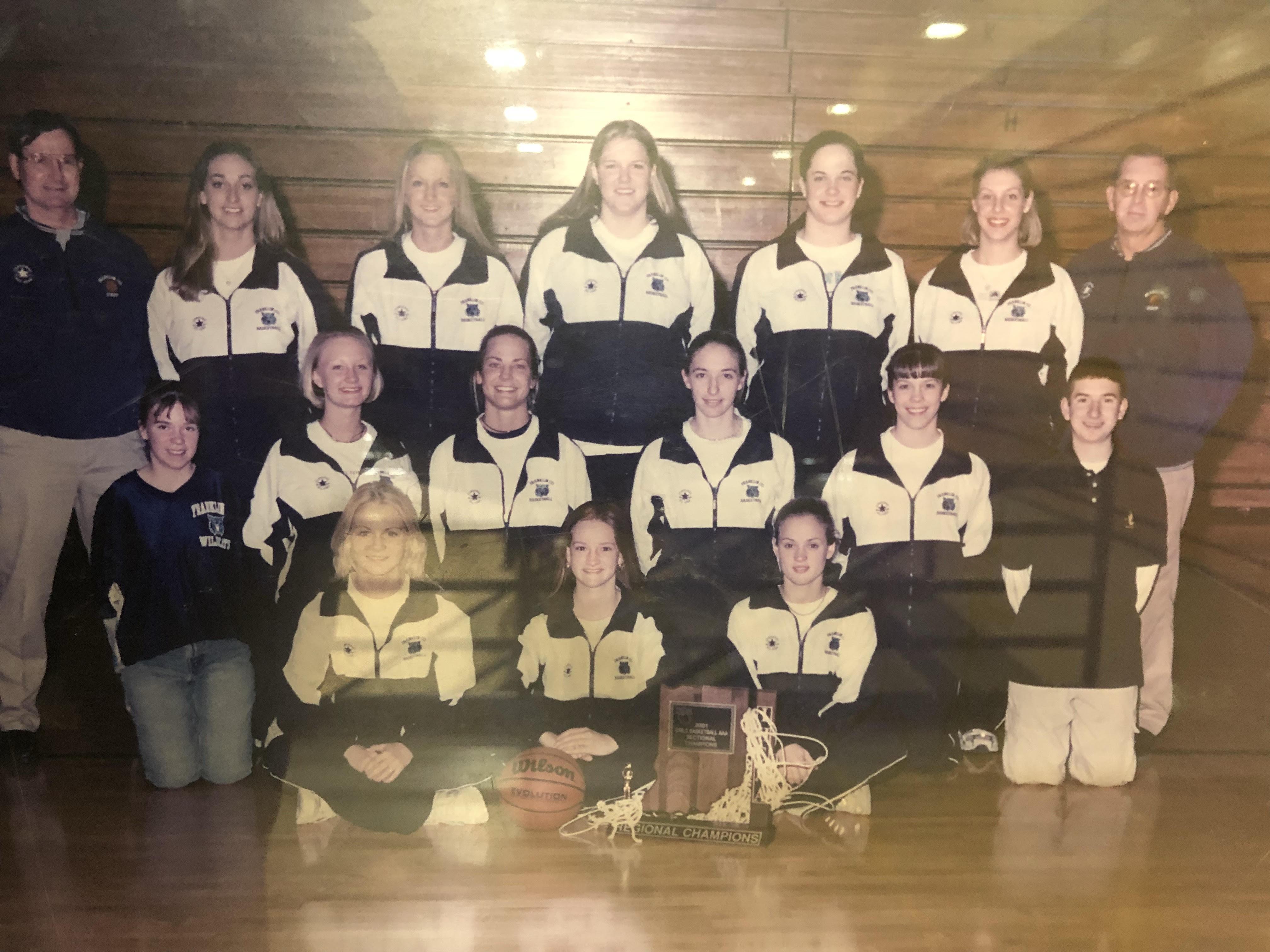 Throwback Thursday 2000-2001 Lady Wildcat Basketball Team
