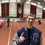 Records Fall at Indoor Track Meet
