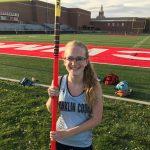 Anna Schatzle-  8-meet winning streak