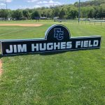 Jim Hughes Field Brick Pavers