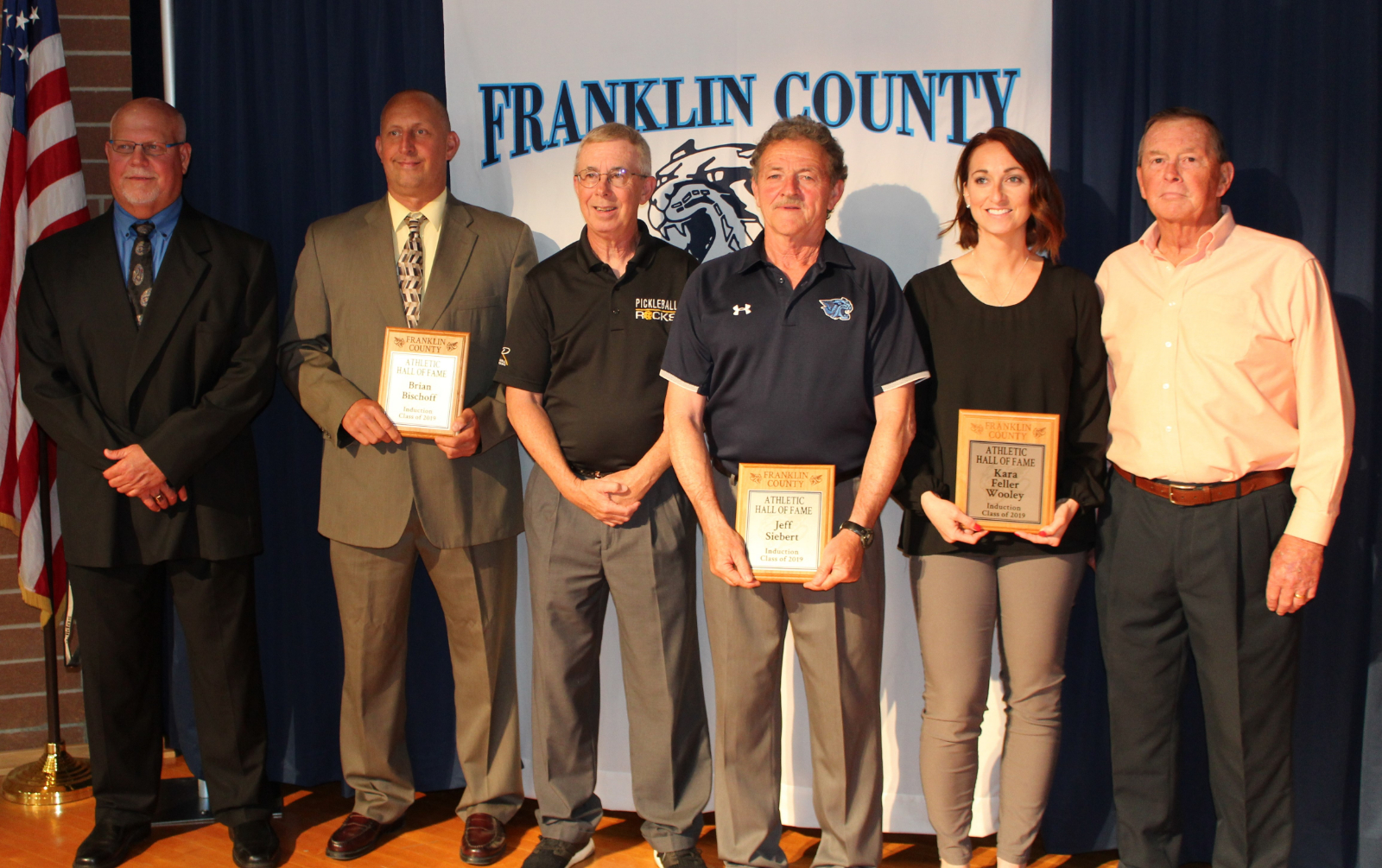 2019 FCHS Athletic Hall of Fame Inductees