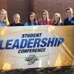 FCHS Student-Athletes Attend IHSAA Leadership Conference