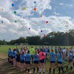 Girls Varsity Soccer beats New Castle 4-1