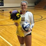 FCHS Grad Records 1,000 Digs During College Career