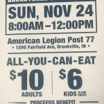 FCHS Boys Basketball to Host Breakfast at American Legion on Nov. 24th