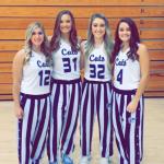 Lady Wildcats Win on Senior Night