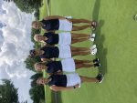 Girls Varsity Golf finishes 2nd place at Joe Moehring Girls Golf Tourney