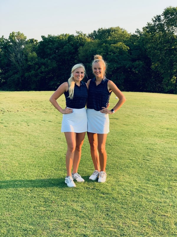 Girls Golf Added to Wall of Excellence