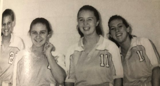 Throwback Thursday – 1995 Volleyball