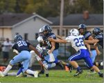 Football Runs Past Batesville 41 – 0