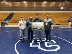 Wrestling tops Batesville – Crouch secures 100th Career Victory