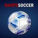 Saints Soccer Wins Home Opener