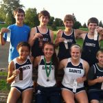 Saints Cross Country Results from Rockford Invite