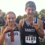 Saints Cross Country Update