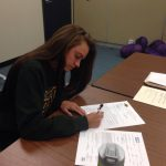 Bailey DeMar signs Letter of Intent to NDSU