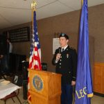 Saints Participate in Veteran's Day Celebration