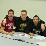 NCAA Signing Day at SFHS