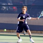 Saint Francis High School Boys Varsity Tennis falls to Chisago Lakes High School 1-6