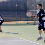 Saint Francis High School Boys Varsity Tennis falls to Monticello High School 1-6